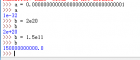 python的数据类型