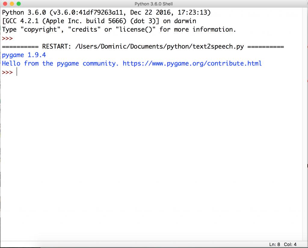 求助mac os pycharm运行文件时出现Warning 140,Python交流,技术