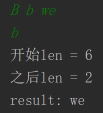 """首先这是你的代码输出的结果,如果输入的字符串中有空格就凉了,因为你有一个split("""" """")"""