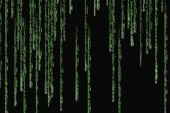 75-升级版黑客帝国数字雨